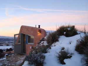 Taos Mesa Off the Grid